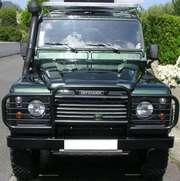 2000,  LAND ROVER DEFENDER 90 TD5 Highlander