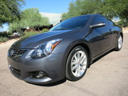 2012 Nissan Altima 3.5 SR Coupe excellent condition