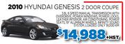 2010 Hyundai Genesis for Sale in Toronto