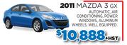 2011 Mazda 3 GX for Sale Toronto