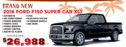 New Ford  F150 Super Cab XLT in Toronto