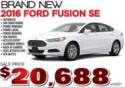 Ford  FUSION SE For Sale in Toronto