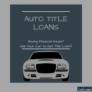 Get auto title loans in Prince George
