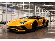 2019 Lamborghini Aventador S - ROADSTER - CARBON FIBER - HEAVILY OPTIO